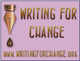 Writing for Change Conference, San Fransciso